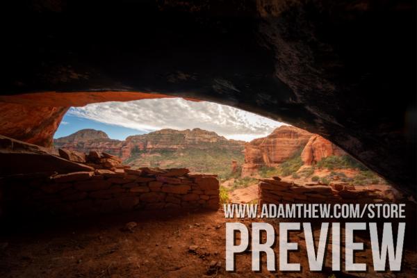 Sinaqua Single-Family Cave Dwelling