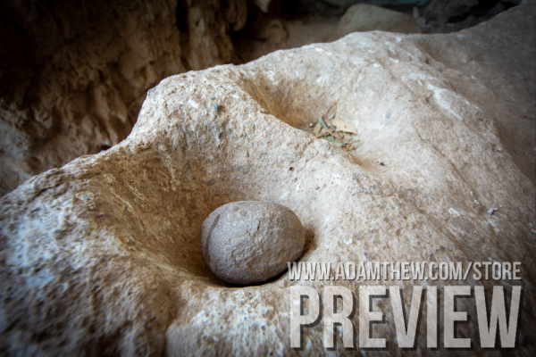 Ancient Food Prep, Mortar